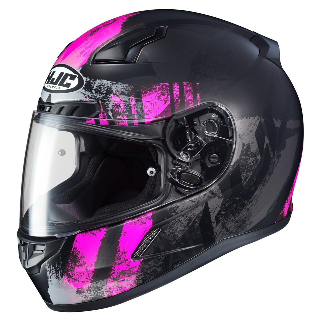 f76234e5 HJC Women's CL-17 Arica Helmet - Team Motorcycle