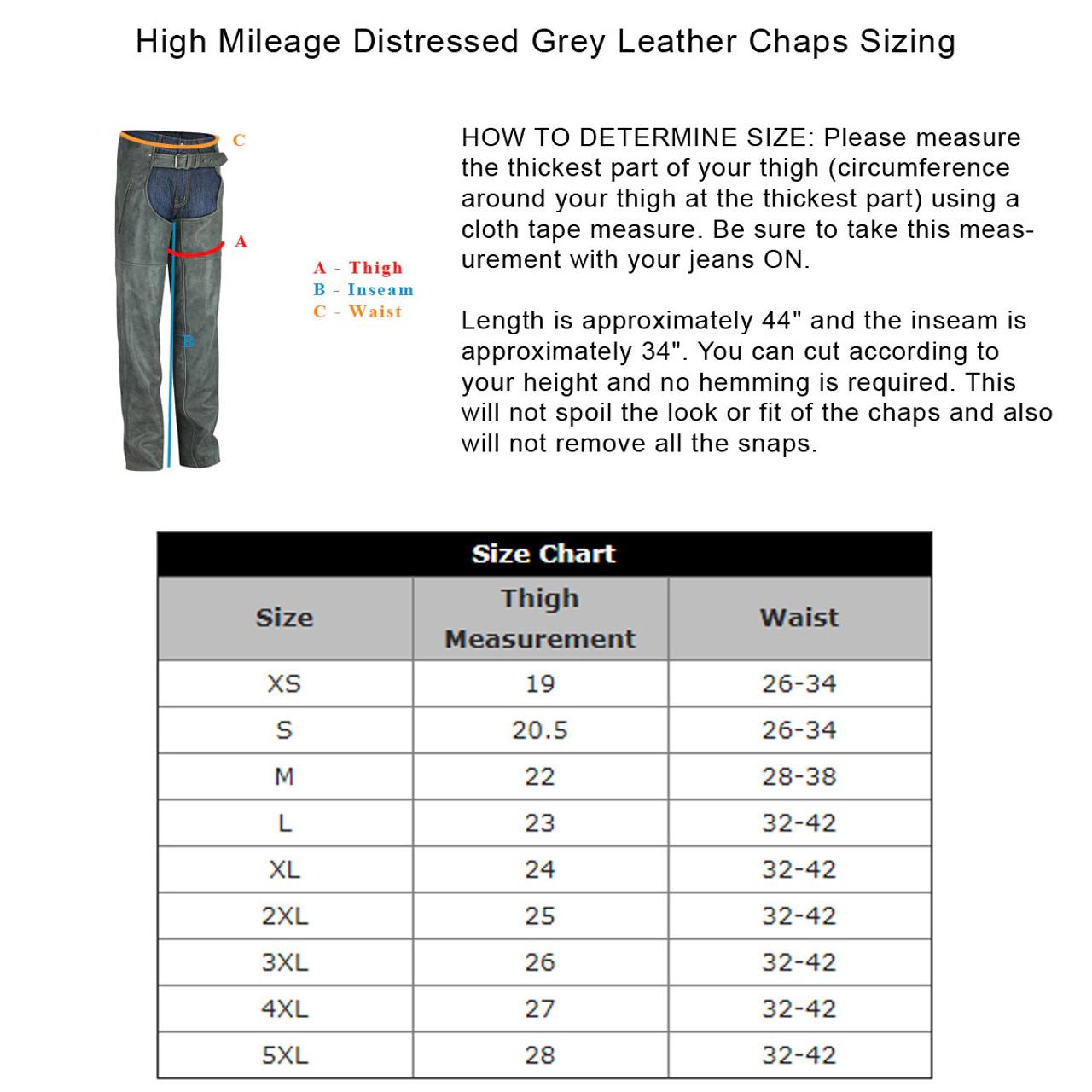 New Men Denim Gray Jeans Premium Biker Zipper Distressed Pants Sizes 32-42