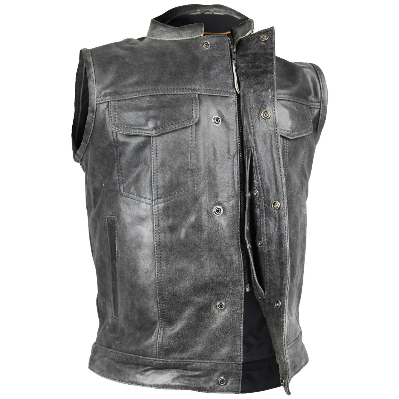 Westcoast Choppers Motorcycles Vest Speed Born To Race Custom Engine Garage A791