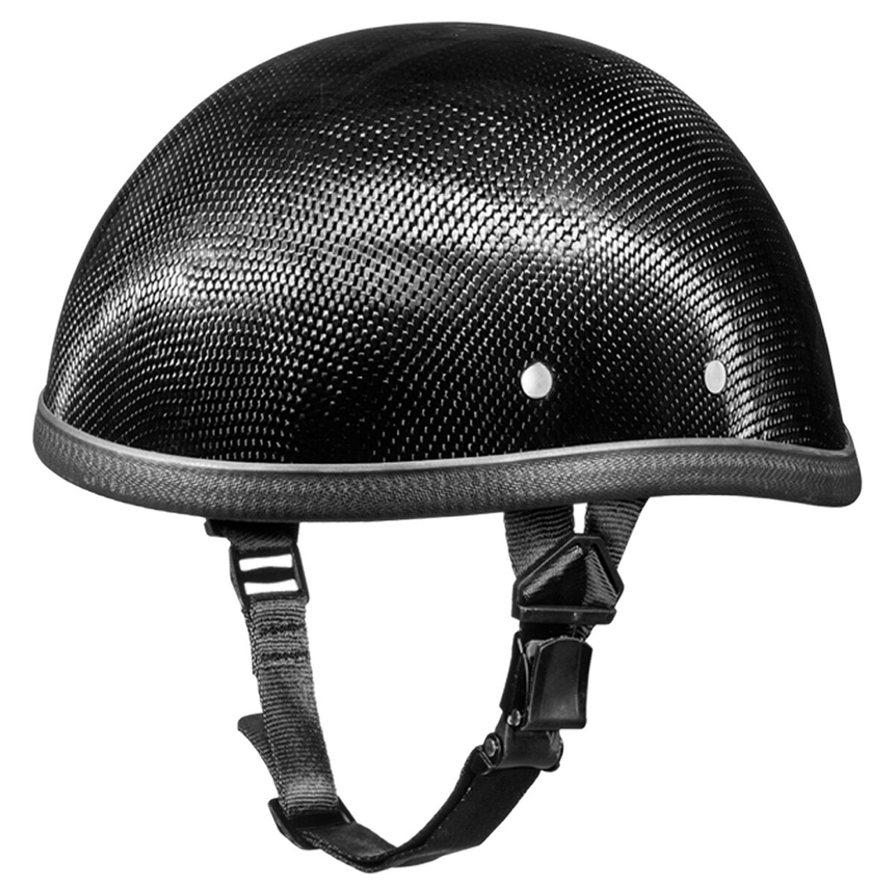 Daytona Helmets Eagle Leather Covered
