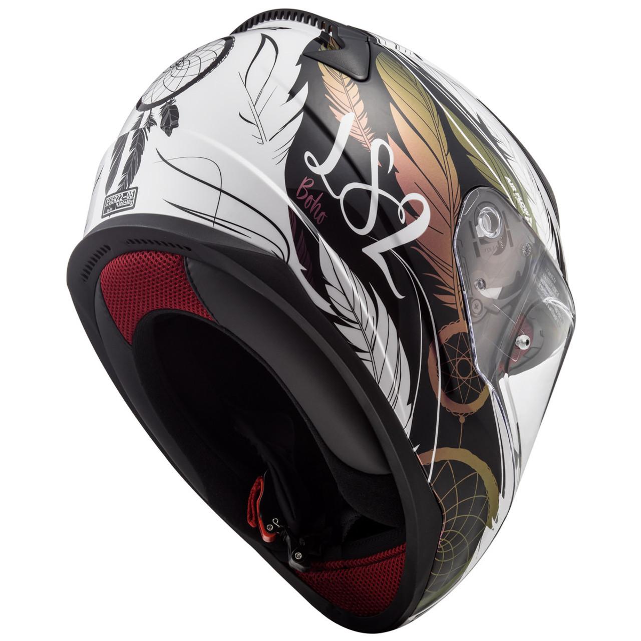LS2 Helmets Rapid Dream Catcher Helmet