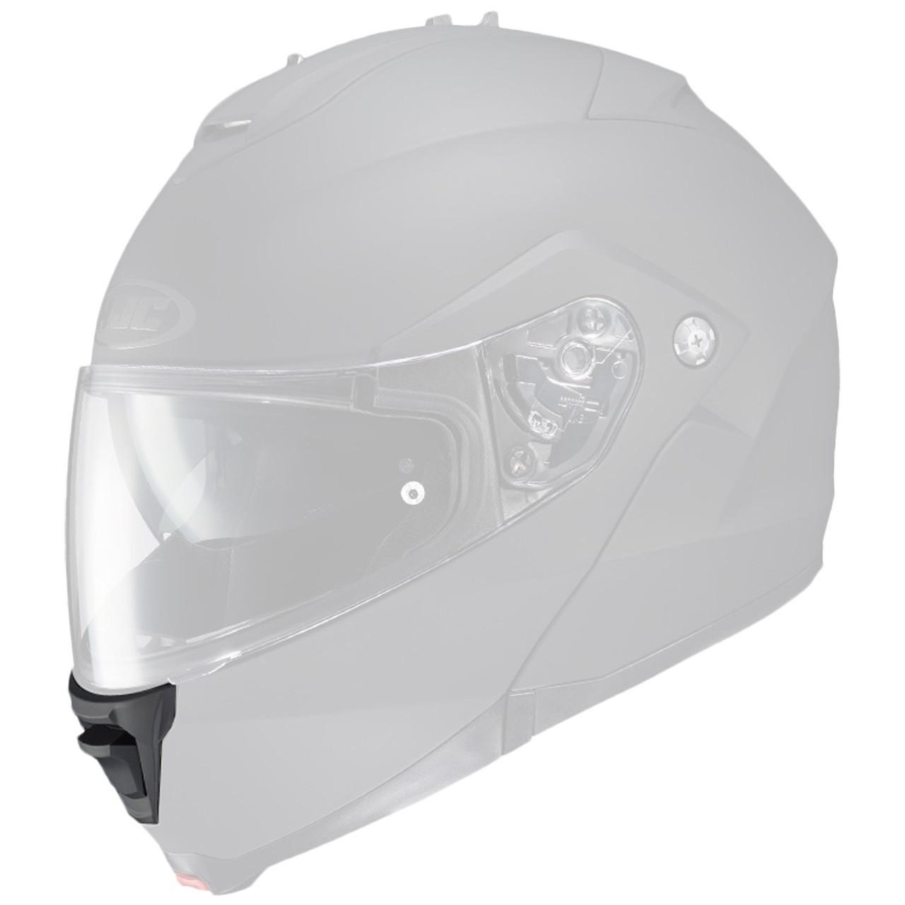 675f2c91 HJC IS-MAX II Helmet Lower Vent - Matte Black ...