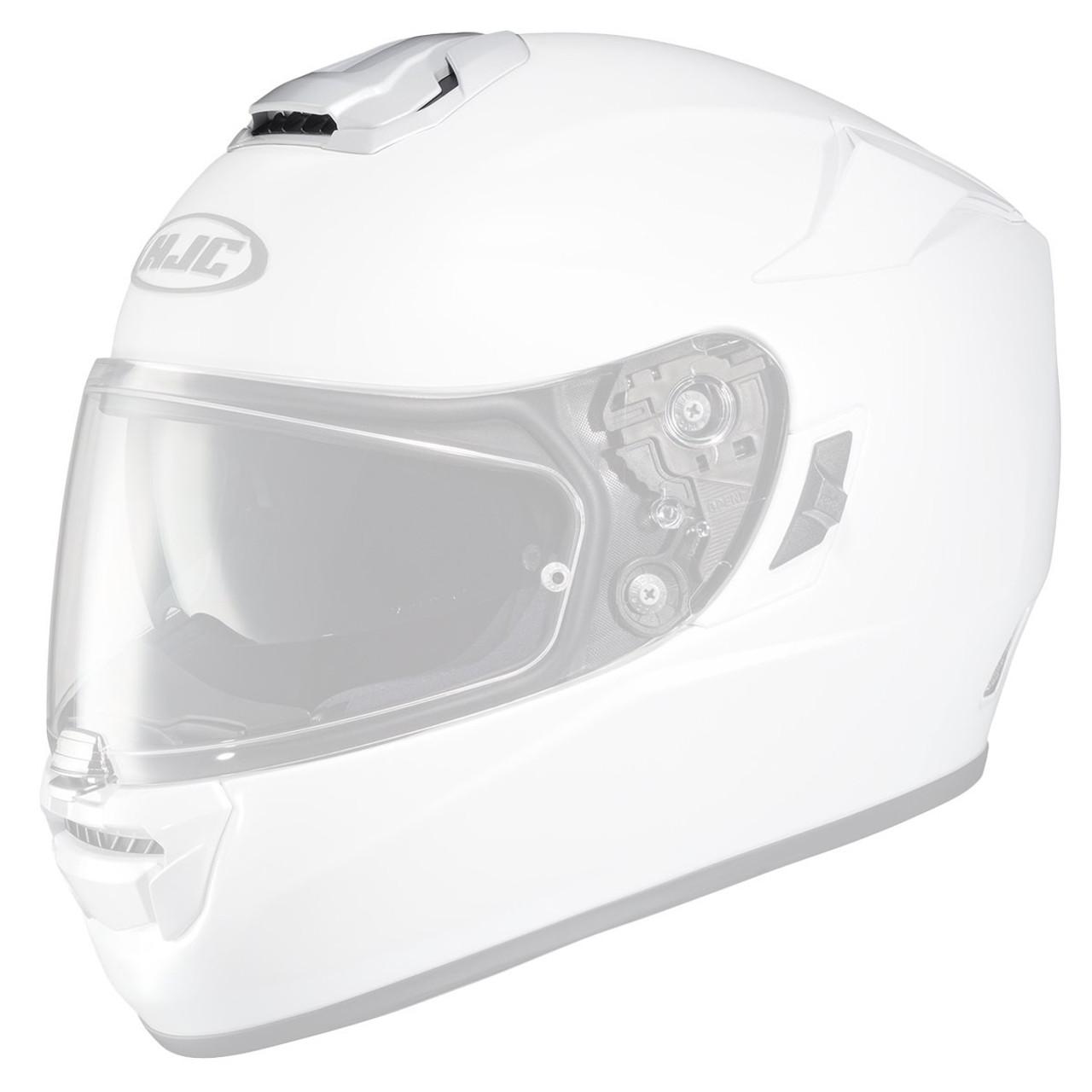 HJC RPHA-11 Pro Skyrym Helmet Top Vent - Team Motorcycle