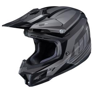 HJC CL-X7 Bator Helmet-Black