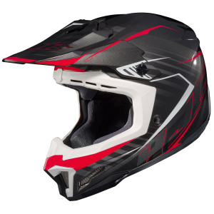 HJC CL-X7 Blaze Helmet-Red