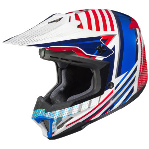HJC CL-X7 Hero Helmet-White