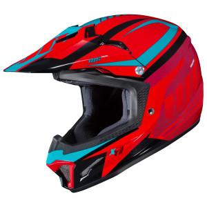 HJC Youth CL-XY 2 Bator Helmet-Red