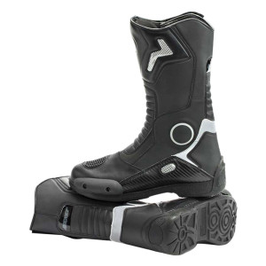 Joe Rocket Ballistic Touring Mens Motorcycle Riding Boots -Detail View