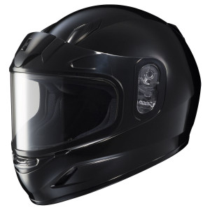 HJC CL-Y Youth Snow Helmet-Black