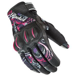 Joe Rocket Women's Cyntek Eye Candy Motorcycle Gloves