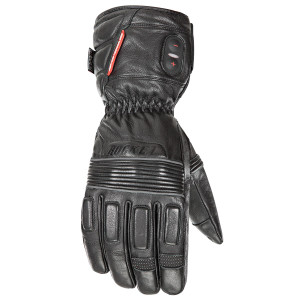 Joe Rocket Rocket Burner Heated Mens Leather Motorcycle Gloves