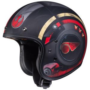 HJC IS-5 Poe Dameron Helmet