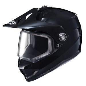 HJC DS-X1 Snow Helmet With Dual Lens Shield