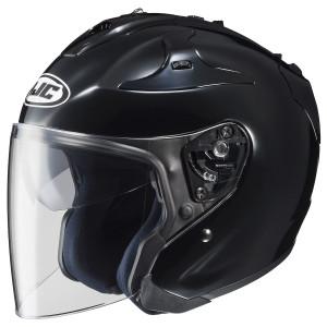 HJC FG-Jet Helmet - Black