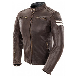 Joe Rocket Classic 92 Womens Leather Motorcycle Jacket