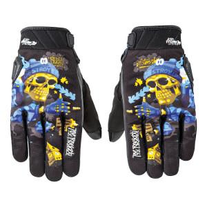 Joe Rocket Artime Joe Destroy Gloves - Blue