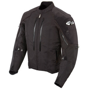 Joe Rocket Atomic 4.0 Waterproof Mens Textile Motorcycle Jacket