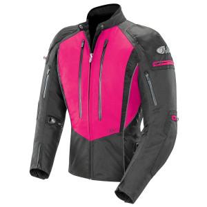 Joe Rocket Atomic 5.0 Waterproof Womens Textile Motorcycle Jacket