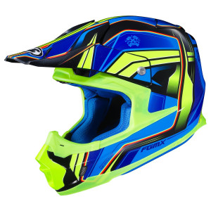 HJC FG-MX Piston Helmet - Blue