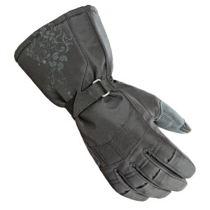 Joe Rocket Subzero Waterproof Womens Textile Motorcycle Gloves