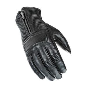 Joe Rocket Cafe Racer Mens Leather Motorcycle Gloves
