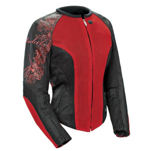 Joe Rocket Cleo 2.2 Womens Mesh Motorcycle Jacket