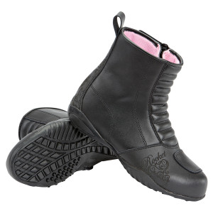 Joe Rocket Women's Trixie Motorcycle Riding Boots