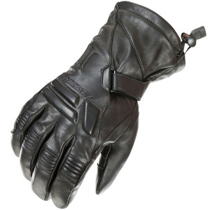 Joe Rocket Wind Chill Mens Leather Motorcycle Gloves