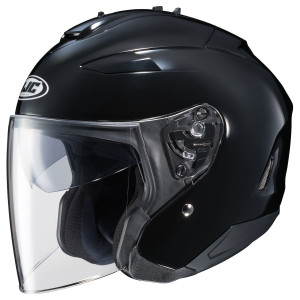 HJC IS-33 II Helmet - Black