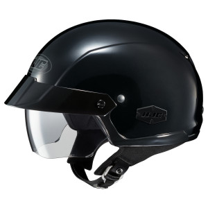 HJC IS-Cruiser Half Helmet - Black