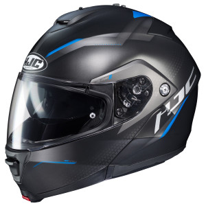 HJC IS-Max 2 Dova Helmet - Black/Blue