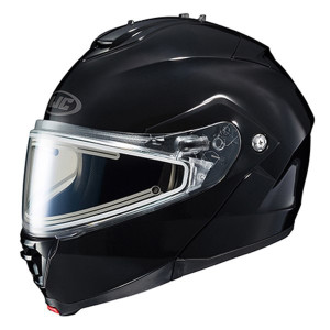 HJC IS-MAX II Frameless Electric Helmet - Black