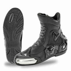 Joe Rocket Superstreet Mens Motorcycle Riding Boots
