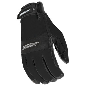 Joe Rocket RX14 Crew Touch Gloves - Black