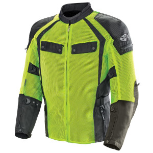 Joe Rocket Phoenix Ion Summit Mens Mesh Motorcycle Jacket