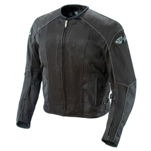 Joe Rocket Phoenix 5.0 Tall Mens Mesh Motorcycle Jacket