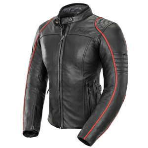Joe Rocket Lira Womens Leather Motorcycle Jacket