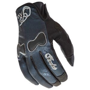 Joe Rocket Women's Rocket Nation Gloves - Black