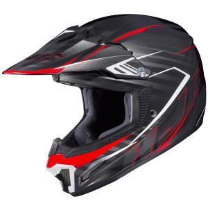 HJC Youth CL-XY 2 Blaze Helmet - Red