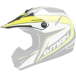 GMAX GM46.2 Coil Helmet Visor