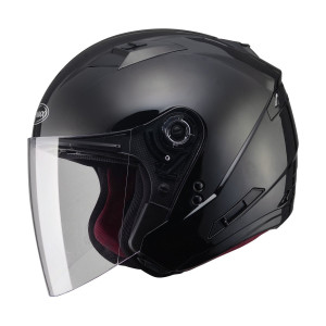 GMax OF77 Open Face Helmet-Black