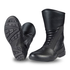 Tour Master Women's Solution 2.0 Water Proof Motorcycle Boots