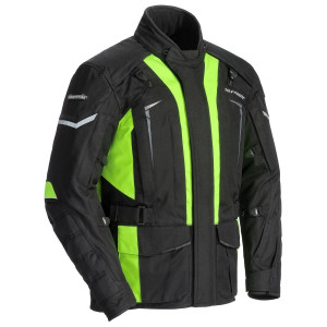 Tour Master Transition 5 Textile Jacket - Hi-Viz