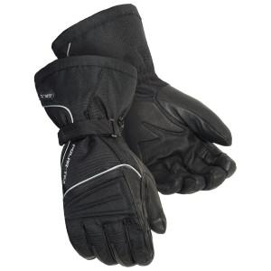 Tour Master Polar Tex 3.0 Motorcycle Gloves - Black