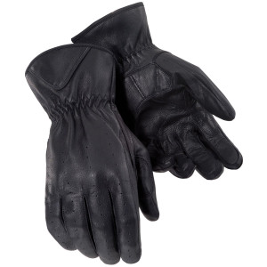 Tour Master Women's Select Summer Leather Motorcycle Gloves