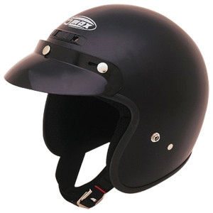 GMax GM2X Youth Helmet-Flat Black