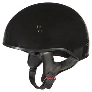GMax GM45S Half Helmet-Black
