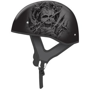 GMax GM65 Tormentor Half Helmet