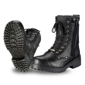 Tour Master Coaster WP Road Motorcycle Boots