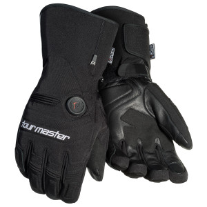 Tour Master Synergy 7.4 Heated Textile Motorcycle Gloves